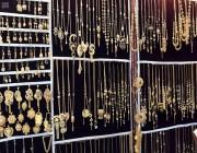 أسعار الذهب اليوم الاثنين .. عيار 21 يسجل 132.25 ريال