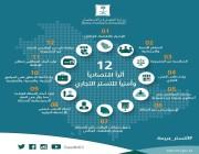 إنفوجرافيك.. 12 أثرًا اقتصاديًّا وأمنيًّا للتستر التجاري