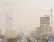 سبت ممطر على 5 مناطق.. والغبار يضرب الشرقية والرياض