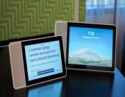 جوجل تطلق شاشة ذكية تعمل بمساعدها الصوتي