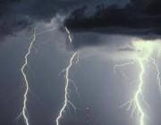 توقع هطول أمطار رعدية على 5 مناطق.. اليوم