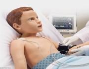 شاهد.. هال روبوت عمره 5 سنوات يبكي وينزف ويشعر