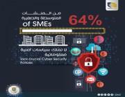 مصادر: 64% من المنشآت المتوسطة والصغيرة لا تملك سياسات أمنية معلوماتية