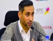 سامي الجابر يوضح سبب إعفائه من رئاسة الهلال ويوجه رسالة للجماهير