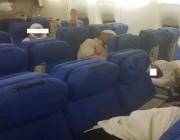 170 حاجا مغربيا يرفضون مغادرة طائرتهم بعد وصولهم لبلادهم