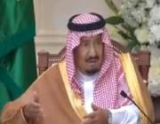 فيديو.. الملك: رحم الله من أهدى إلي عيوبي.. وليس لدينا حصانة ويستطيع الشخص تقديم شكوى على أي أحد