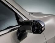 كاميرات بدلاً من المرايا في سيارة «لكزس» الجديدة