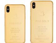 نسخة مصنوعة من الذهب لآيفون XS MAX.. بـ 72 ألف جنيه إسترليني