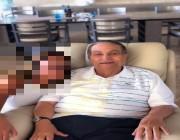 صورة صادمة للرئيس حسني مبارك .. شيب وتجاعيد ووزن زائد!