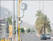 """نظام جديد يعمل على تغيير مواقع كاميرات """"ساهر"""" أسبوعيًا .. واعتماد مسارات مفاجئة"""