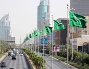 شاهد .. كيف استعدت الرياض لاستقبال اليوم الوطني