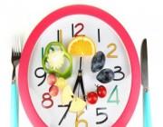 دراسة: تغيير مواعيد الوجبات يساعد في خسارة الوزن