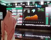 الأحمر يطغى على الأسهم السعودية عند الإغلاق