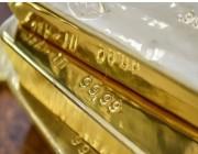 الذهب يهبط لما دون مستوى الدعم الرئيسي