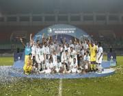 الأخضر الشاب .. بطلًا لـ كأس آسيا