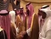 فيديو.. رد ولي العهد على مواطن دعاه لزيارة منزله لشرب القهوة
