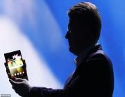 فيديو.. سامسونغ تكشف عن أول هواتفها القابلة للثني
