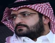 إصابة قوية لرئيس النصر سعود آل سويلم