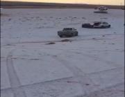 أجواء أوروبية في «نفود الغاط».. الثلج يكسي الأراضي (فيديو)