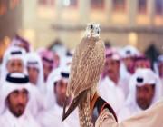نادي الصقور السعودي ينظم مزاداً بالرياض