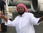 """بالصور.. """" العم علي """" .. أكبر نجوم مواقع التواصل سنا في المملكة"""