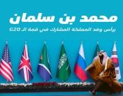 لماذا المملكة مهمة في قمة العشرين G20
