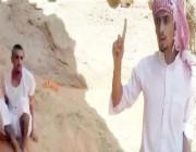 """القتل حداً للداعشي في واقعة """" تكفى يا سعد """""""