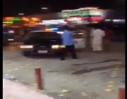 شرطة الرياض تقبض على مواطن قتل شخص بمطعم في حي الشفا .. والسبب !