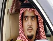 شاهد: نواف بن فيصل ينشر فيديو وصور حديثة لعمه الأمير عبدالعزيز بن فهد