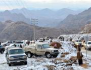 حالة الطقس: موجة باردة بمناطق شمال وشمال غرب المملكة