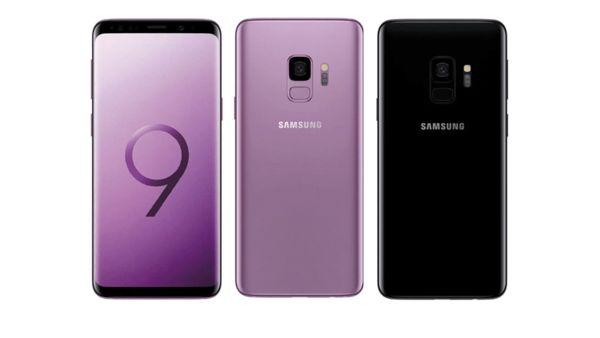 مقارنة بين هاتفي سامسونغ Galaxy S9 و Galaxy S8
