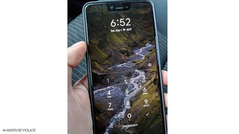 تسريب صور هاتف Pixel 3 XL Google بشكل غير متوقع!