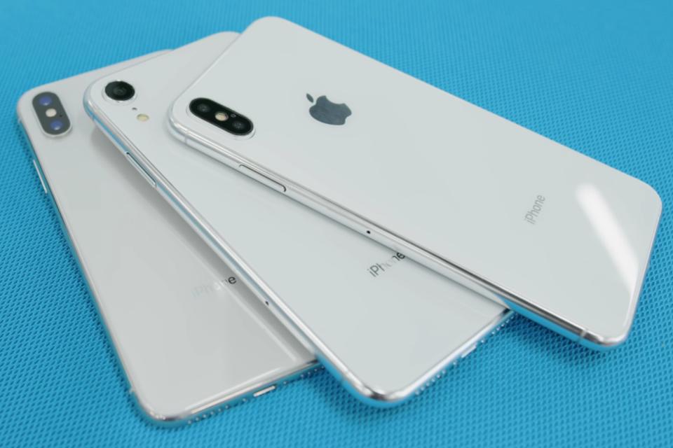 بالصور.. أبل تكشف عن هاتف جديد عن طريق الخطأ