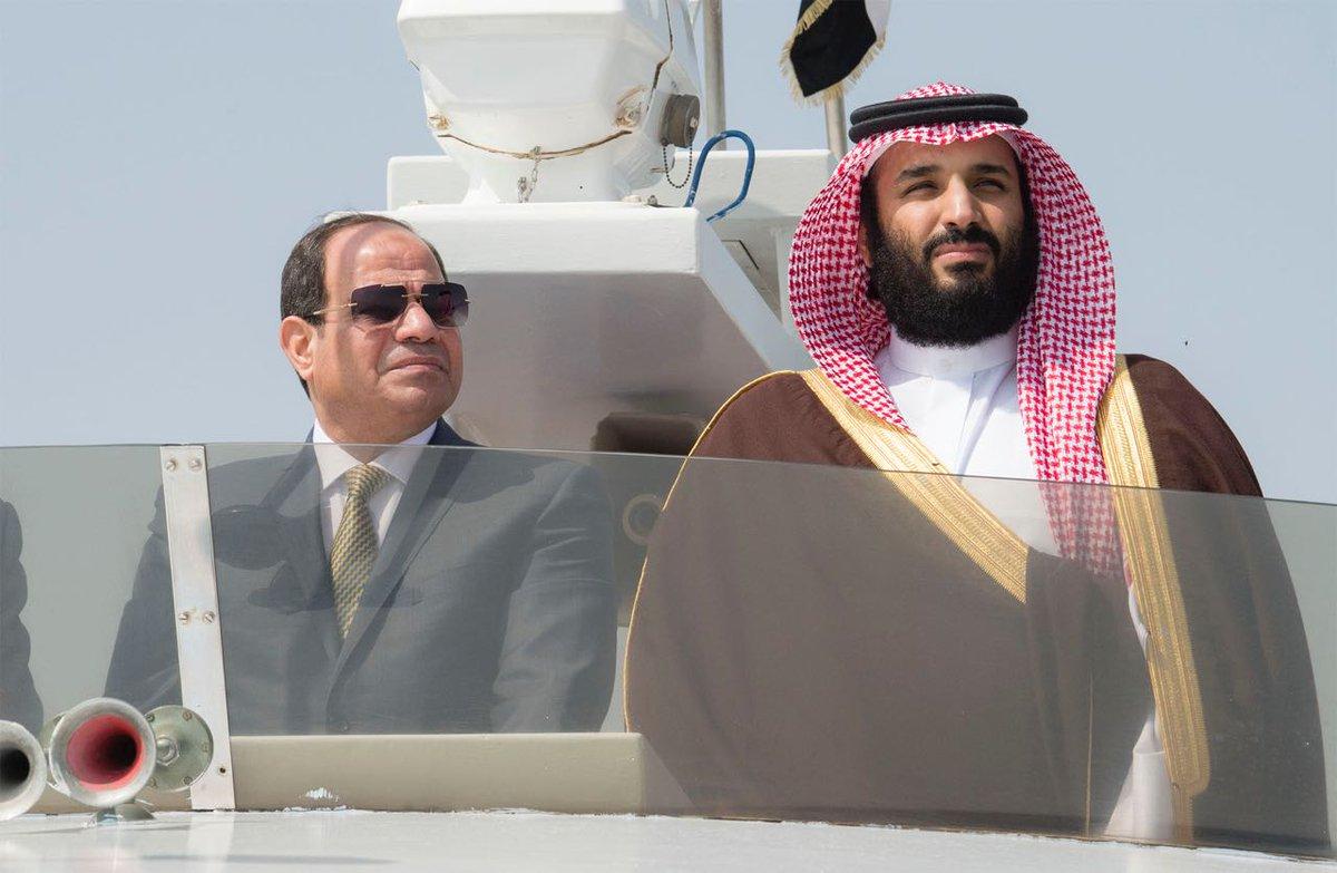 ولي العهد في القاهرة للمرة السادسة .. زخم كبير في العلاقات السعودية المصرية