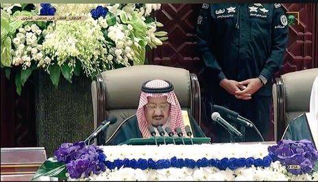 فيديو ملخص #خطاب_الملك_في_مجلس_الشورى