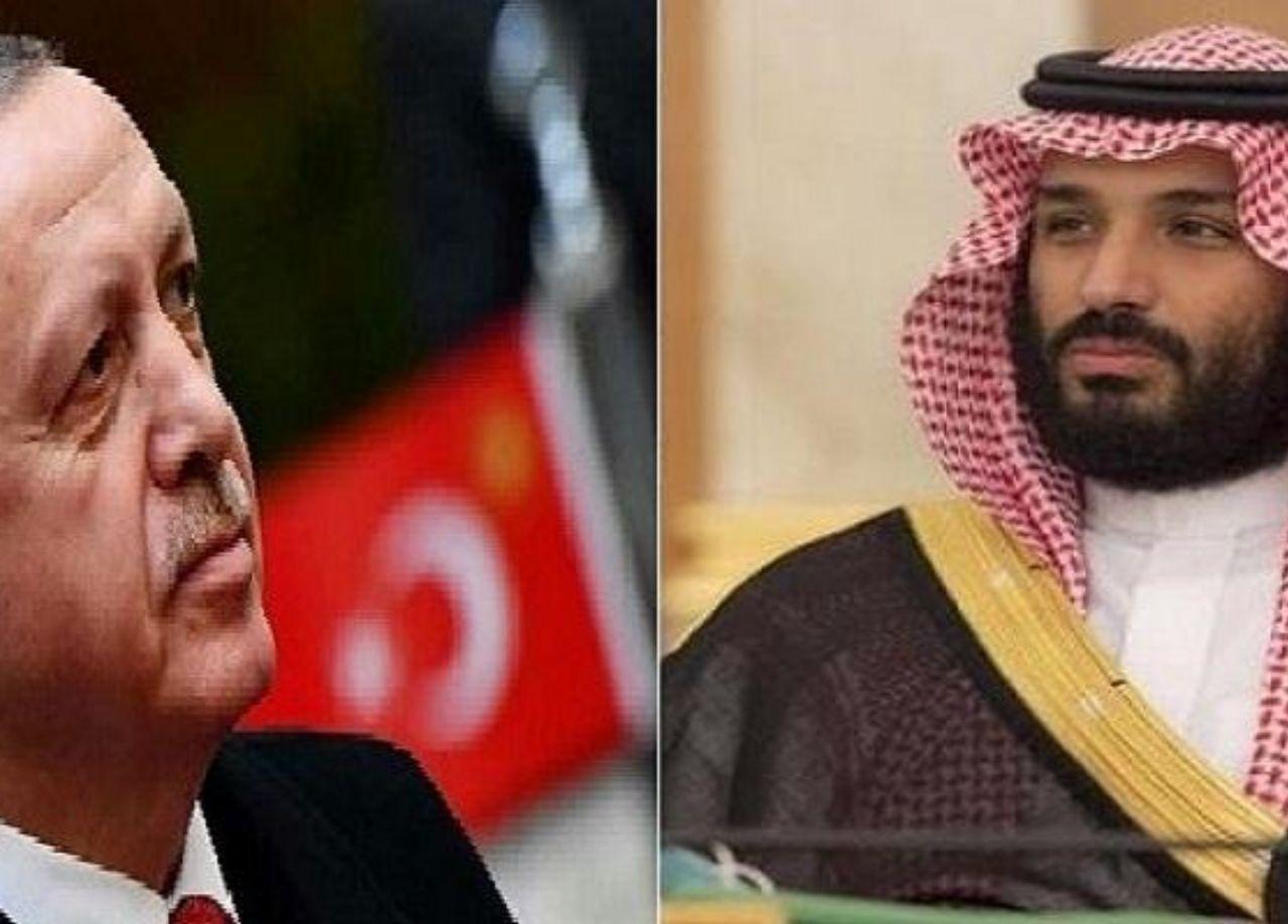 الكشف عن لقاء بين ولي العهد  و اردوغان …. التفاصيل