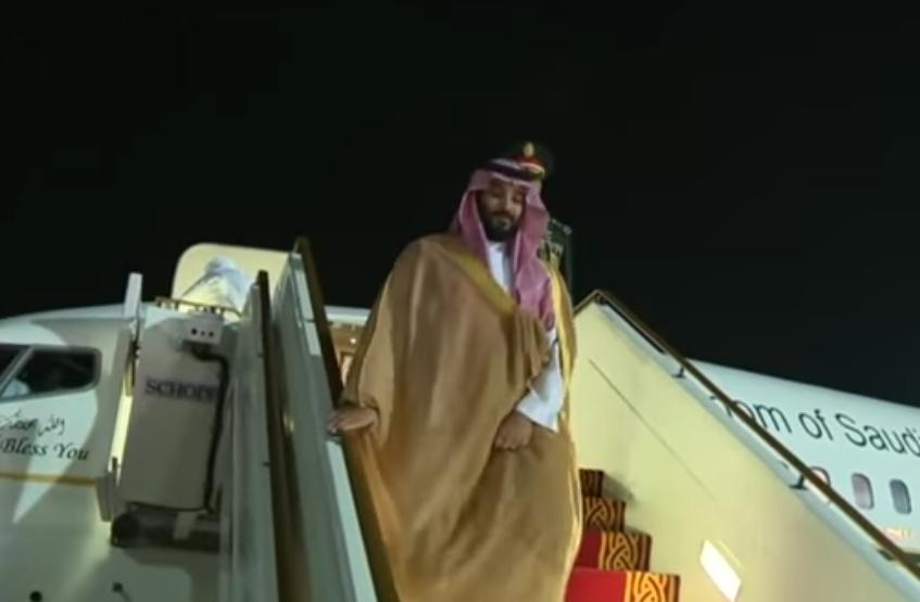 ولي العهد محمد بن سلمان إلى تونس
