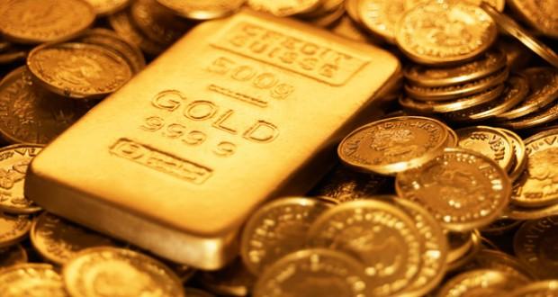 الذهب ينخفض عن ذروة 5 أسابيع مع صعود الدولار